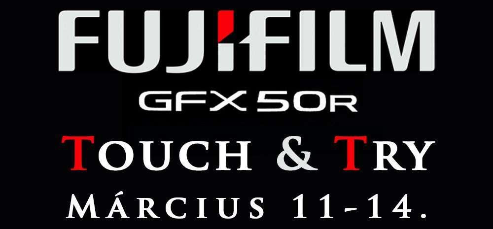Fujifilm GFX 50R + objektívek teszt hét