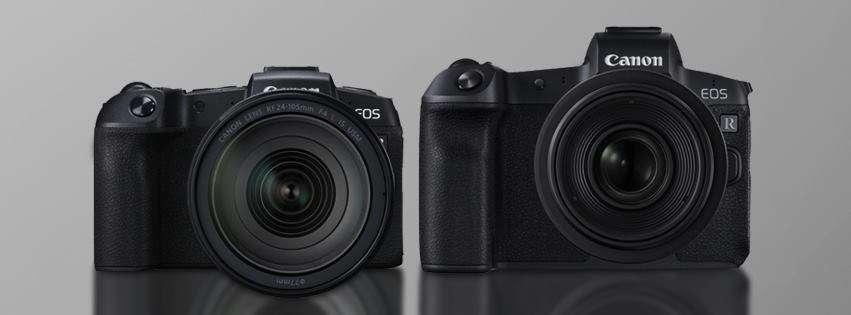 Canon R és RP bemutatónap
