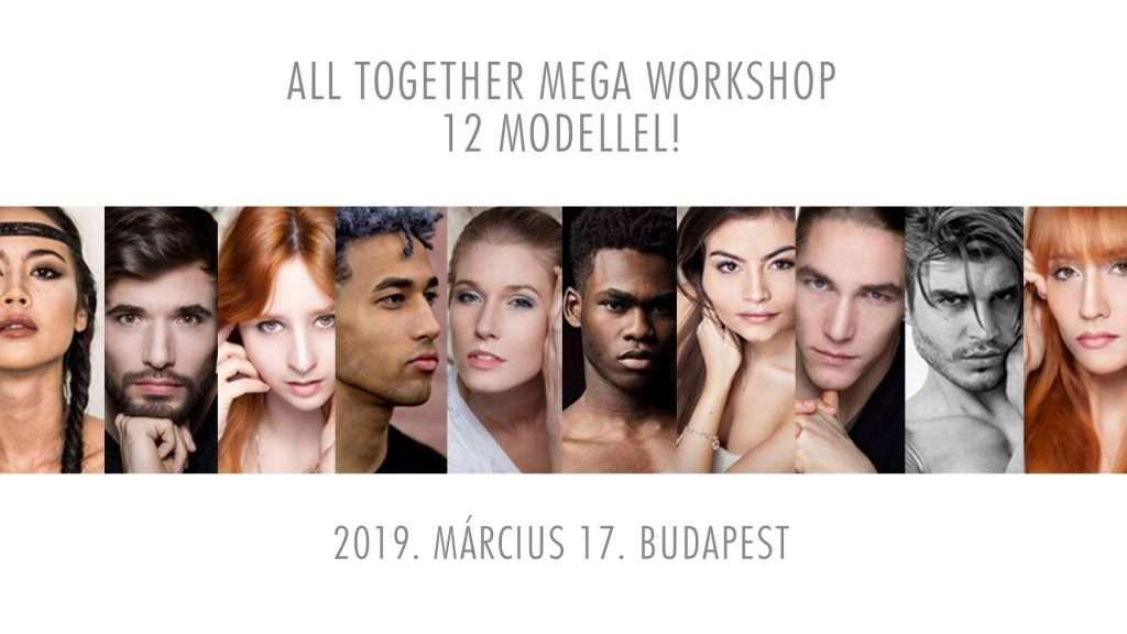 All Together – Mega Workshop 12 Modellel