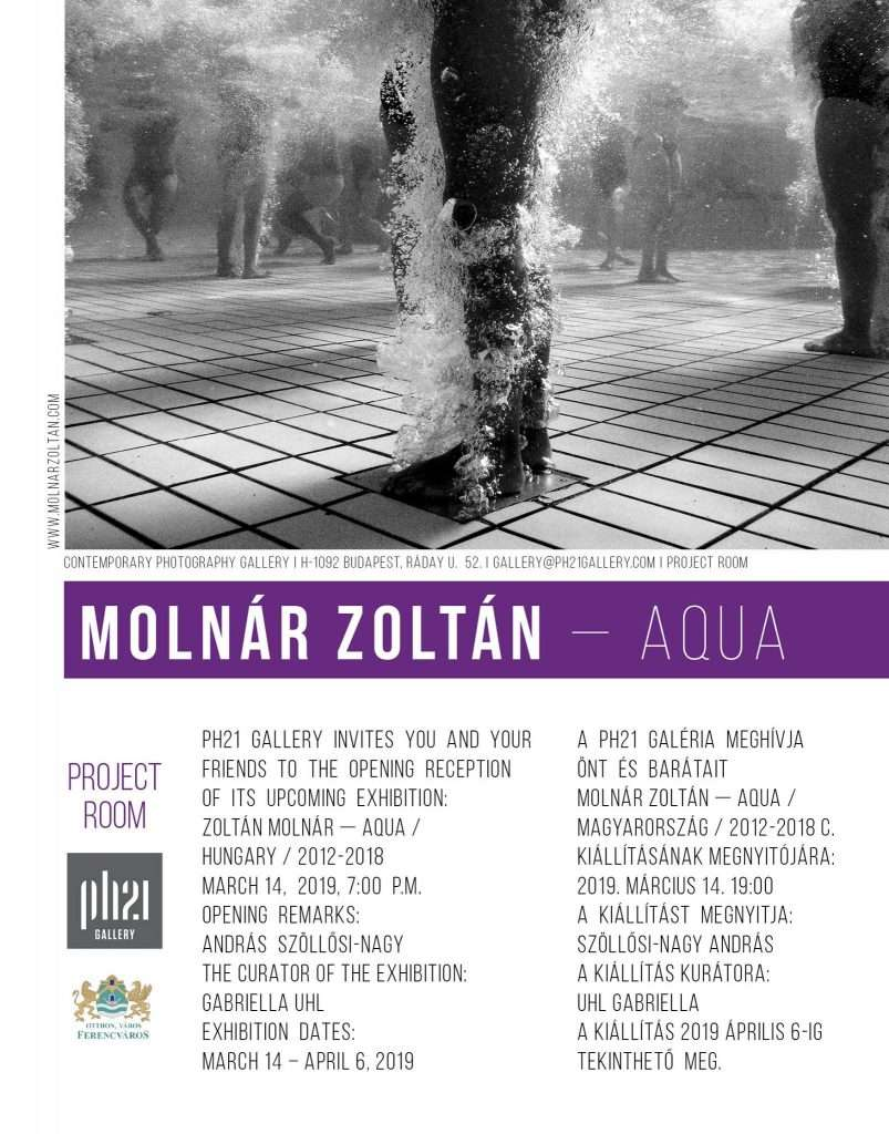 Molnár Zoltán: Aqua / Megnyitó