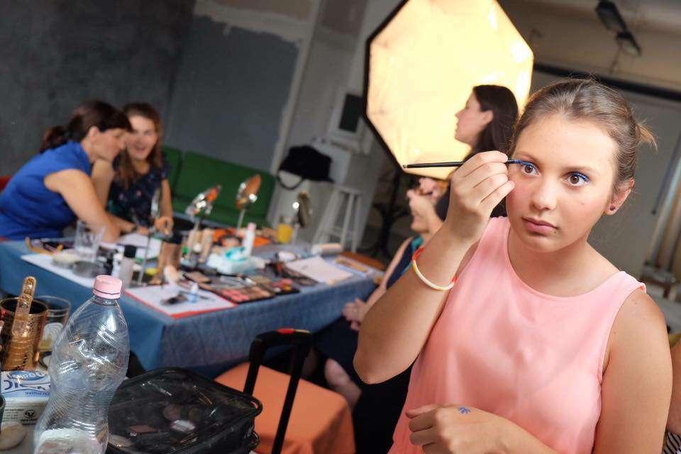 Sminkeld magad workshop ajándék fotózással