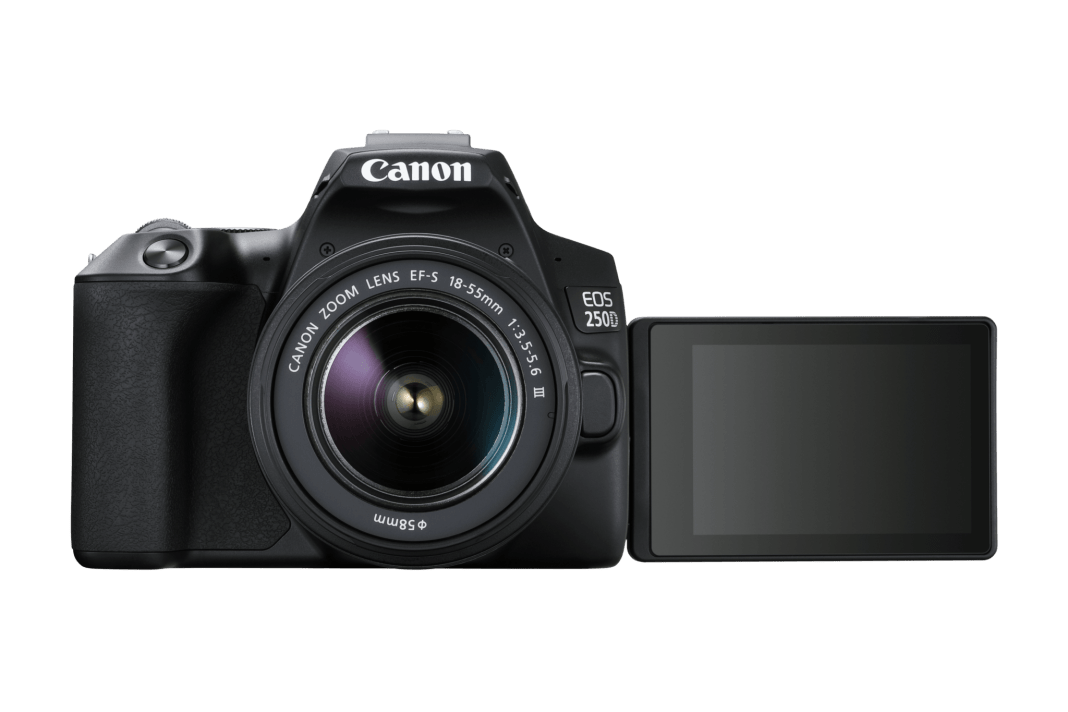 EOS D BK TheFront EF S III