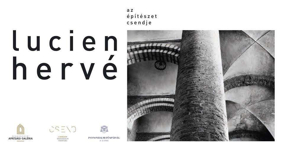 """""""Lucien Hervé – Az építészet csendje"""" kiállításmegnyitó"""