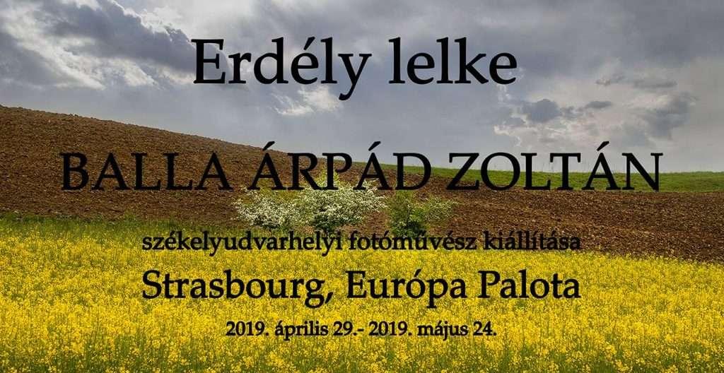 Erdély lelke – Balla Árpád Zoltán fotóművész kiállítása