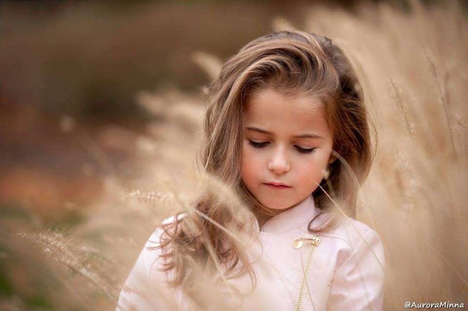 Gyermek Portré Fotózás Szabadban Workshop