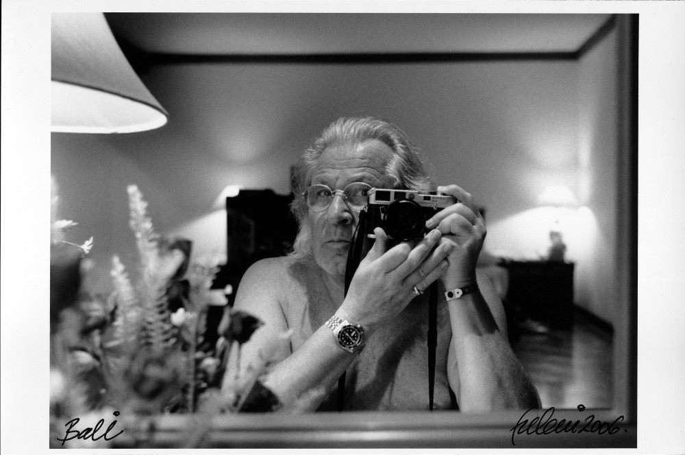 Fotóriporteri Életműdíj 2019: Szebeni András