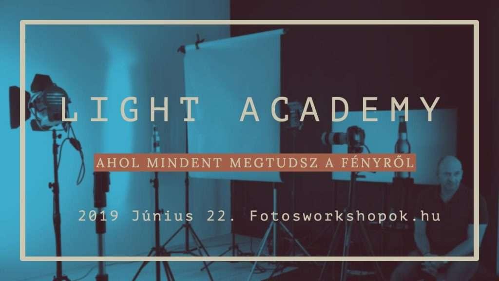 LightAcademy – Mindent a fényről!