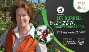 Lee Durrell- Durrell bárkája Budapesten