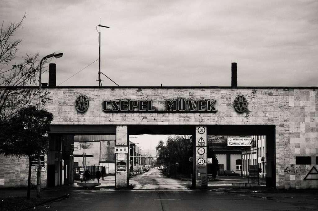 Vörös Csepel – A párttal, a néppel egy az utunk