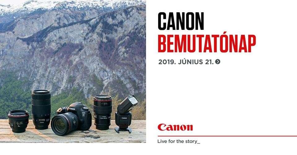 Canon FullFrame Bemutatónap