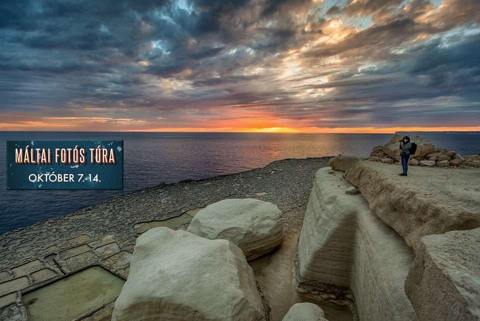 Máltai Fotós Túra 2019 Október 7-14.