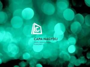 Capa-nagydíj 2020 – beadási határidő