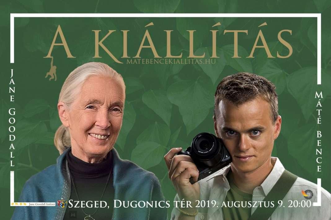 Jane Goodall Meghivo Szeged