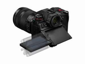 Image SH S R K backslant K LCD tilting