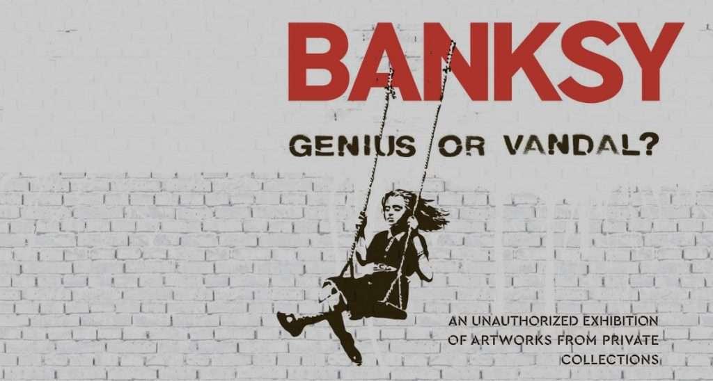 B A N K S Y – Zseni vagy vandál? Kiállítás Budapest