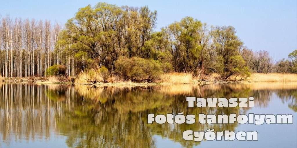 Demerung tavaszi fotós tanfolyam Győrben