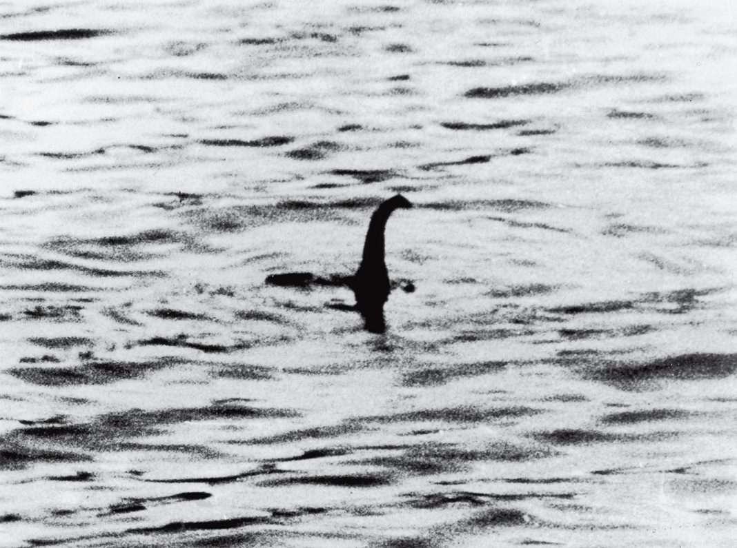 Fotó: Ismeretlen (Robert Wilson?): Loch Ness-i szörny, 1934. április