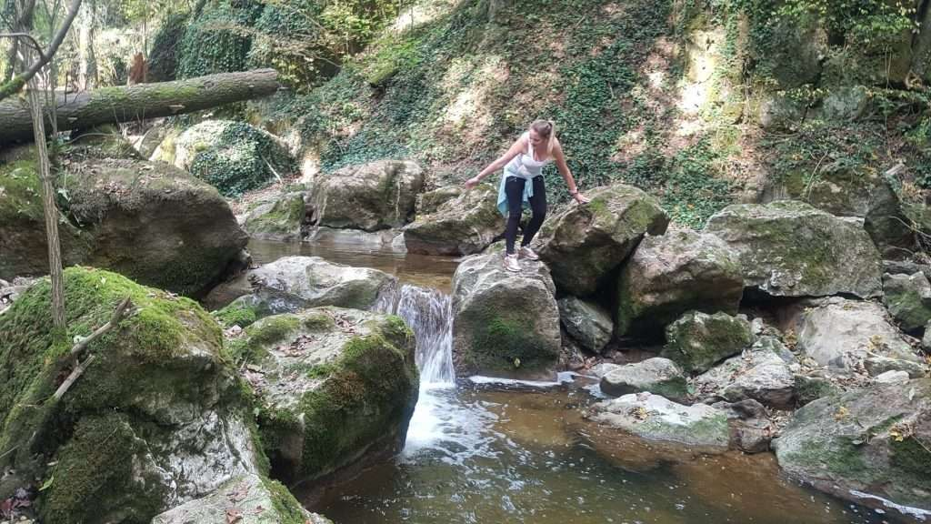 Gaja-szurdok – Római Fürdő