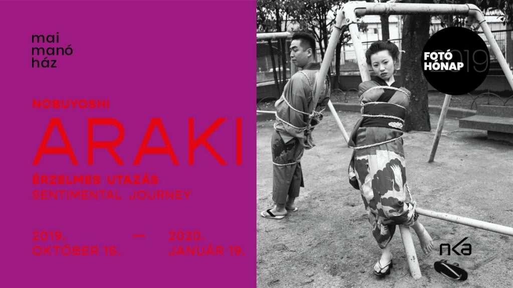 Megnyitó – Nobuyoshi Araki – Érzelmes utazás