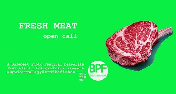 Fresh Meat // Fotópályázati Felhívás