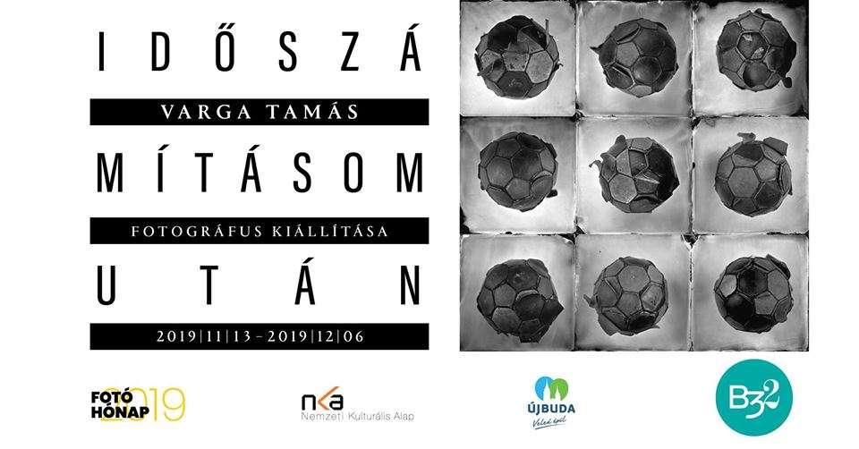 Varga Tamás: Időszámításom után –  fotográfiai kiállítása