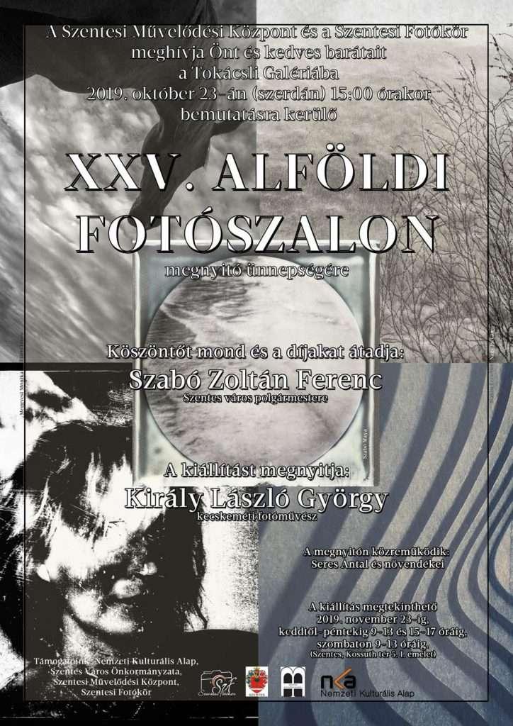XXV. ALFÖLDI FOTÓSZALON – fotókiállítás