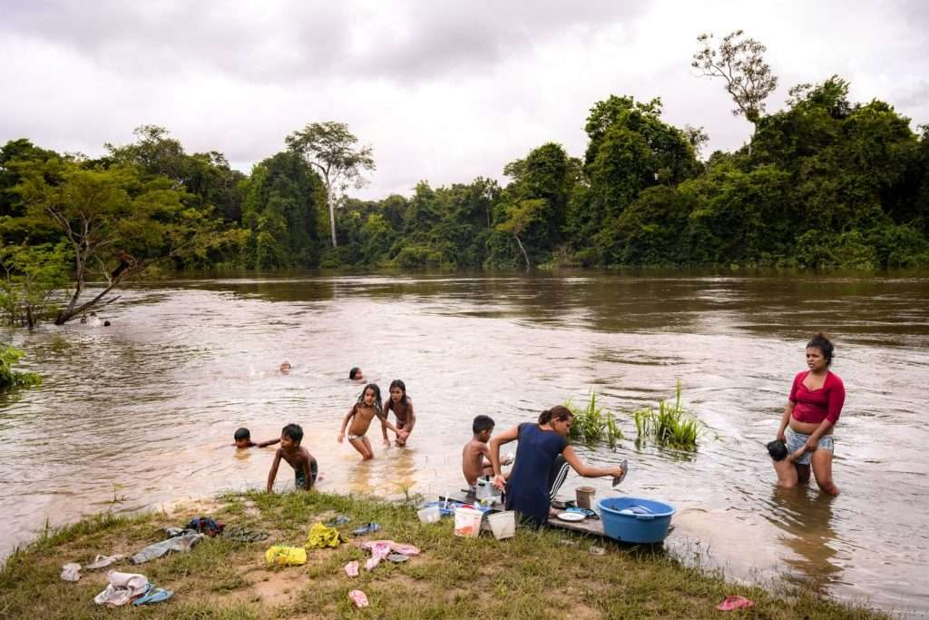 The Amazon by Sebastian Liste