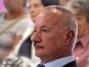 ... Pécs Miseta Attila a PTK rektora Photo Eifert