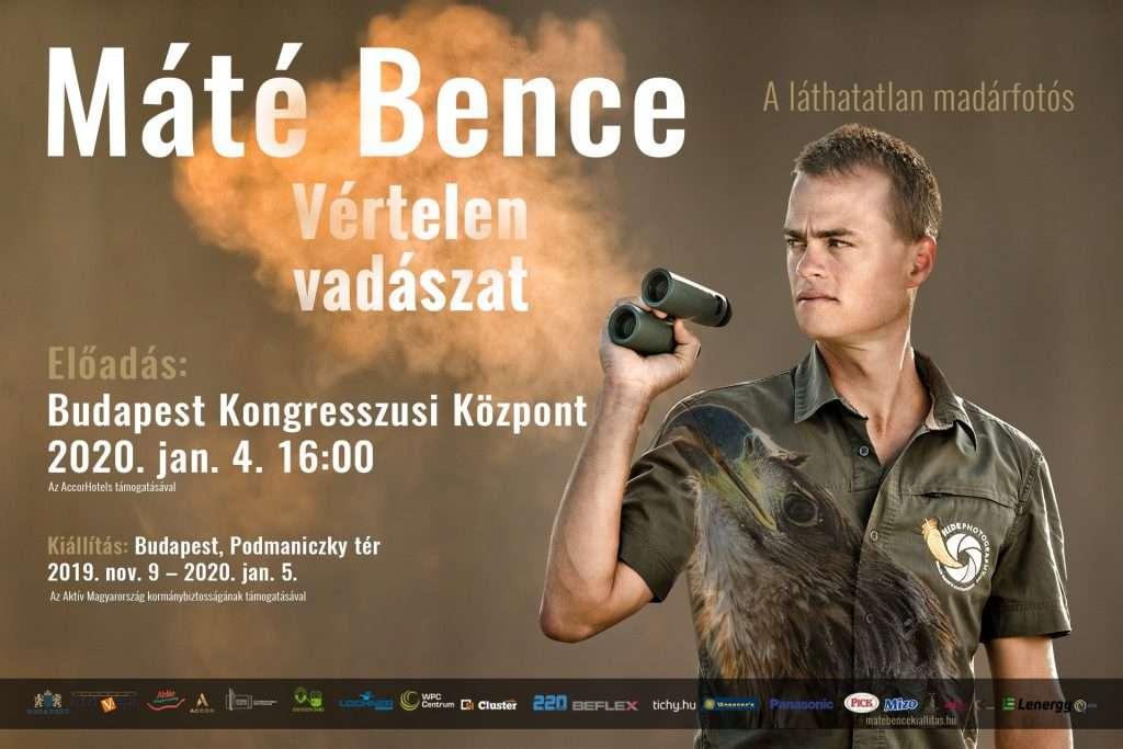 Máté Bence – Vértelen vadászat