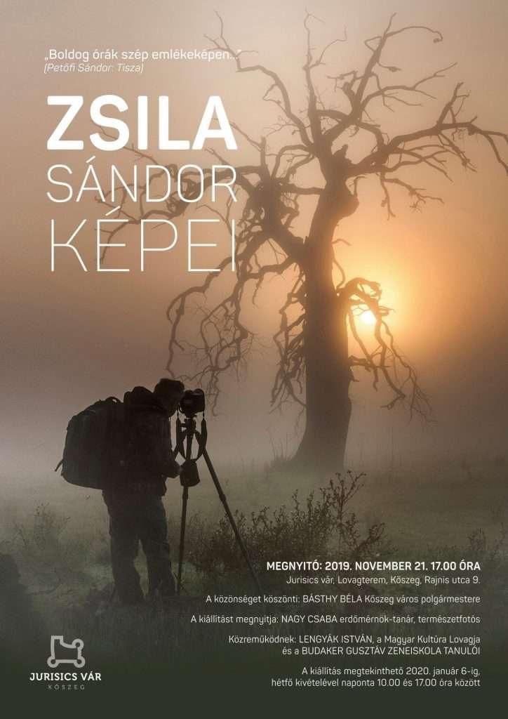 """Zsila Sándor: Boldog órák szép emlékeképen """" megnyitó"""