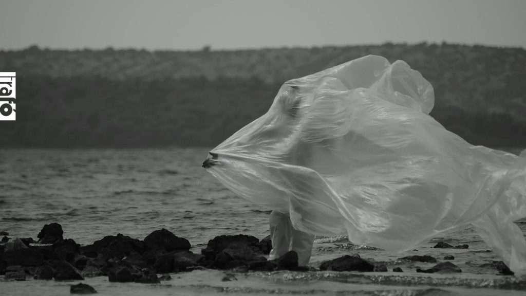 Koronczi Endre: A szél mögött / Behind the Wind