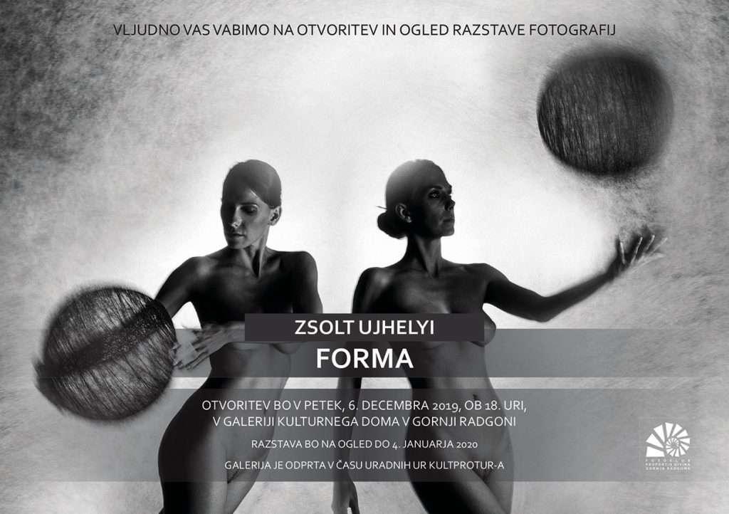 "Fotografska razstava Zsolt Ujhelyi ""Forma"""