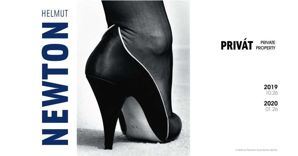 Helmut Newton fotói – Privát tárlatvezetés