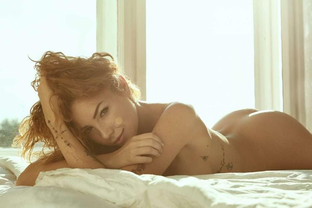 Fine Art Nude workshop Dorinával