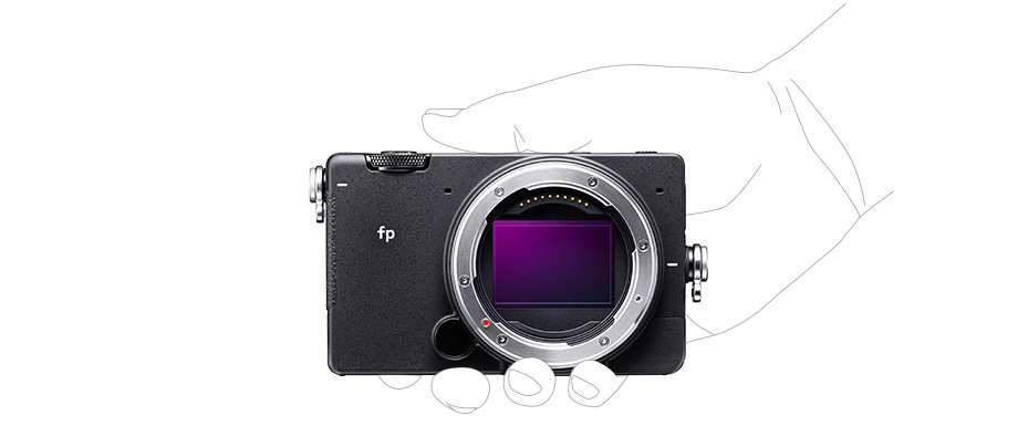 Sigma fp premier modellfotózással // Gitzo // Manfrotto