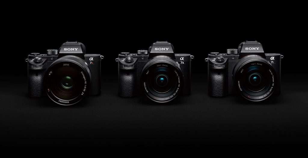 Sony bemutató nap modellfotózással