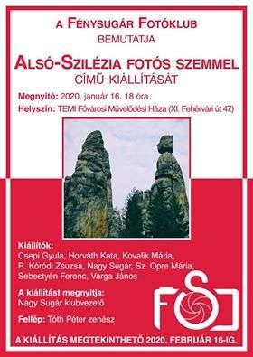 Fénysugár Fotóklub Alsó-Sziléziai Fotóstúra című kiállítása