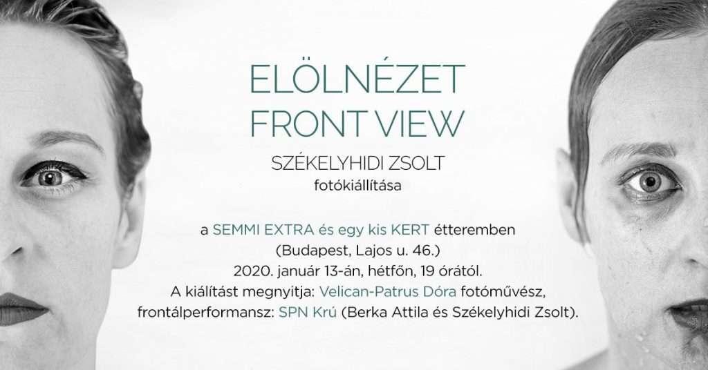 Elölnézet – Székelyhidi Zsolt fotókiállítása