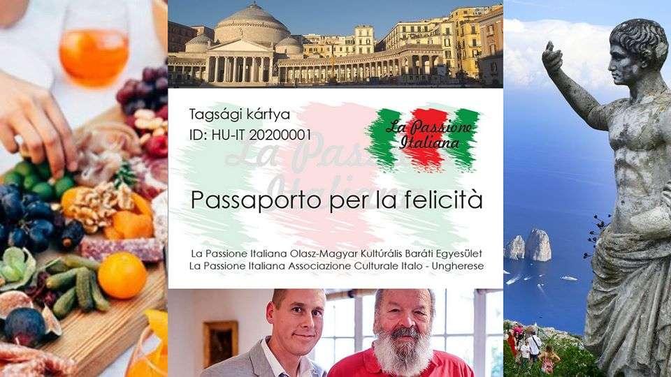 Az olasz szenvedély napja Budapesten