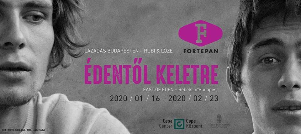 Édentől keletre. Lázadás Budapesten – Rubi & Lóze
