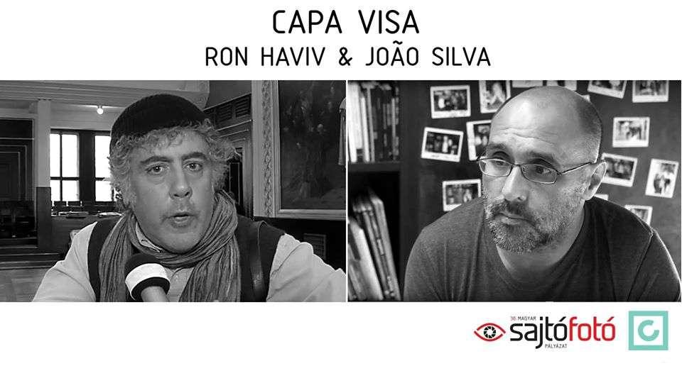 CAPA VISA: Ron Haviv & João Silva