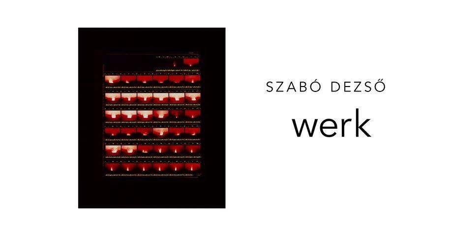 Szabó Dezső: WERK