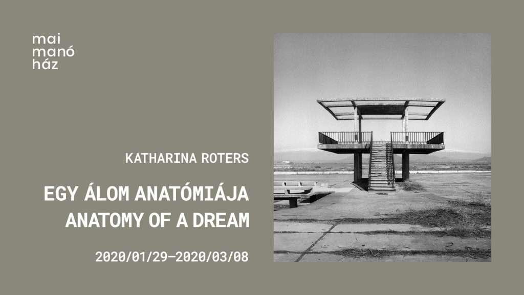 Megnyitó – Katharina Roters: Egy álom anatómiája