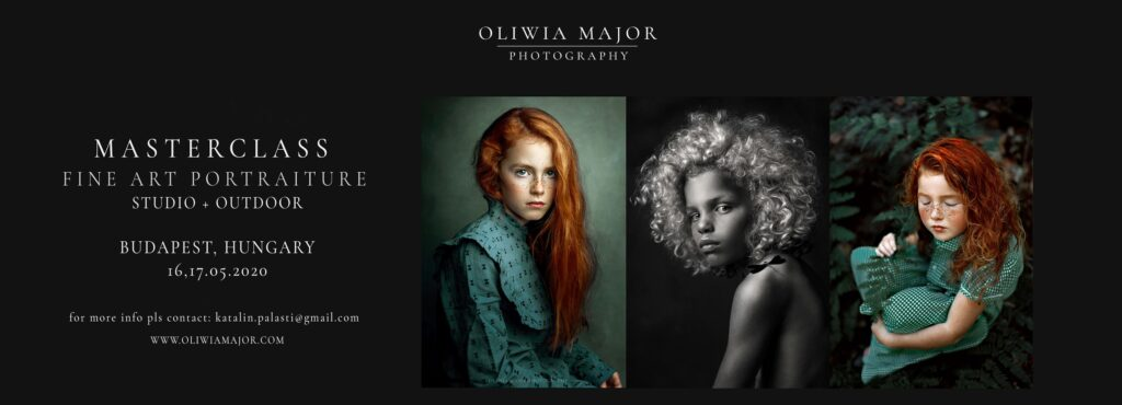 Oliwia Major fine art workshop by PixelKontent
