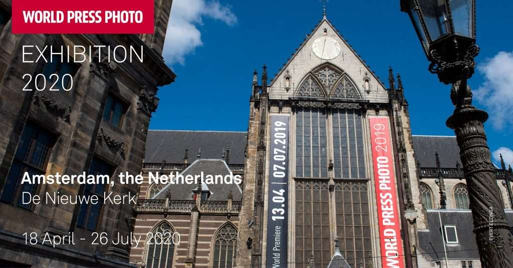 World Press Photo Exhibition 2020: Amsterdam, the Netherlands