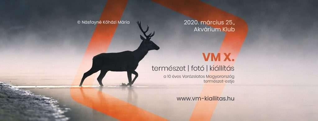 VM X. a 10 éves Varázslatos Magyarország természet-estje