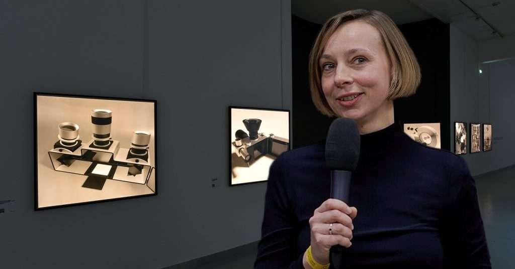 Kurátori tárlatvezetés Waliczky Tamás kiállításában
