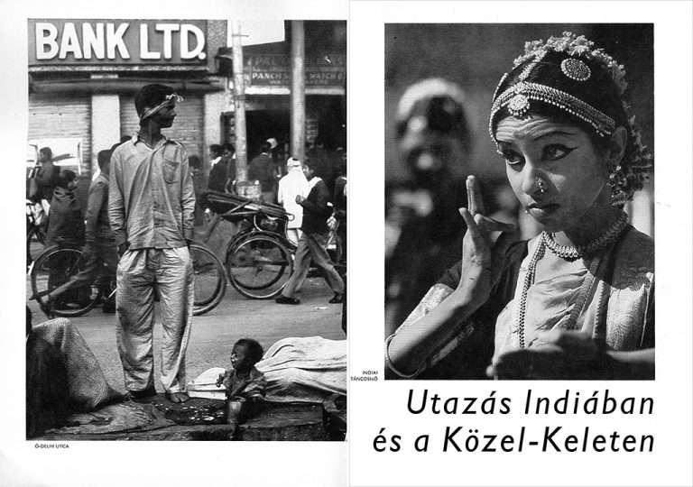 Eifert János: Utazás Indiában és a Közel-Keleten – FOTÓ 1975/5
