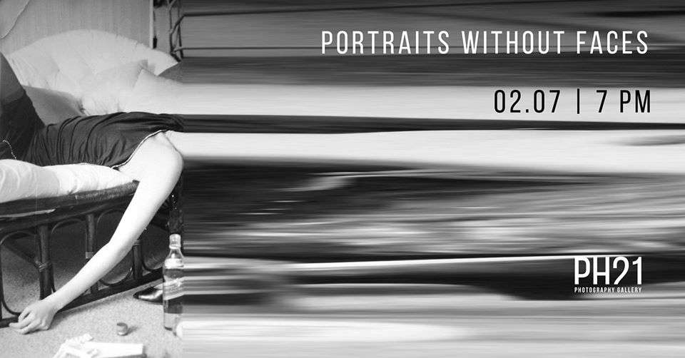 Portraits without Faces: online opening: real time participation