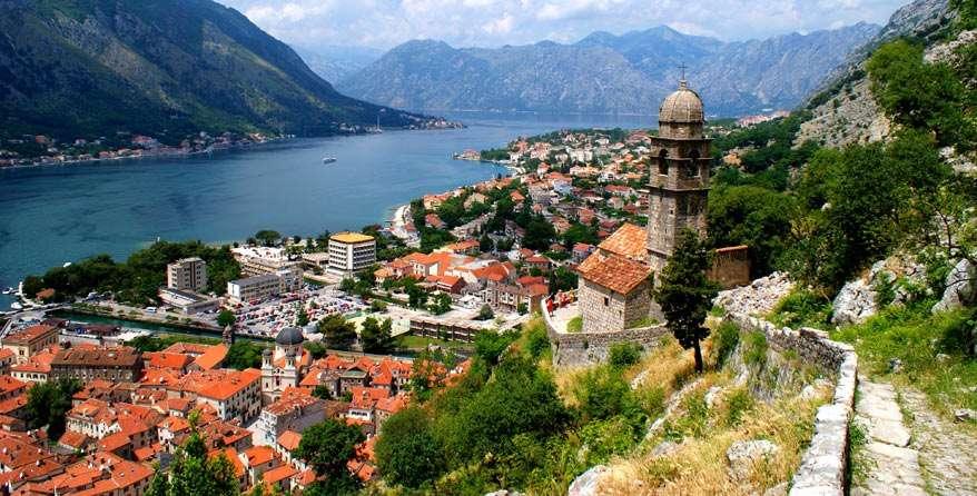 Montenegró rejtett kincsei